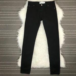 IRO mid rise stretch skinny jeans